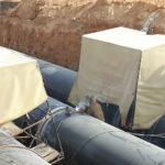 Saldature in condizioni estreme con apparecchi Kemppi per costruire la più grande raffineria del mondo in Arabia Saudita