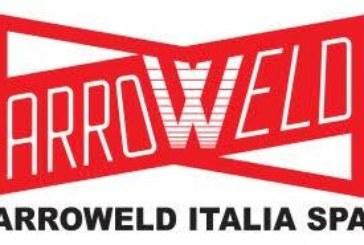 """Arroweld in forze a """"Samumetal"""" di Pordenone con tante novità"""