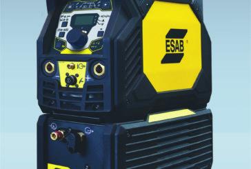 """La saldatrice ad inverter pulsata  ESAB """"Renegade™ ET 300iP TIG/MMA"""" si aggiudica il """"Red Dot Design Award"""""""
