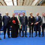 Ansaldo Energia presenta la prima Turbina a Gas GT36 prodotta a Genova