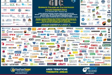 GIC – Giornate Italiane del Calcestruzzo, Piacenza 8-10 novembre 2018:  Non puoi mancare!