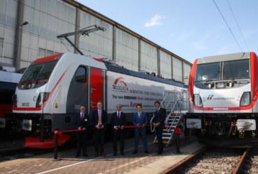 Bombardier, presentate le locomotive TRAXX DC3 e TRAXX MS3