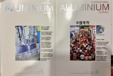 """""""Aluminium International Journal"""" per farti conoscere nel mondo dell'alluminio…"""
