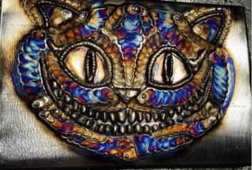 Curiosità… Operaio texano trasforma la saldatura in arte