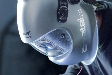 optrel AG presenta la nuova maschera Crystal 2.0 con tecnologia CLT