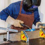 Il gancio di Strong Hand Tools per saldatura con bombole di gas