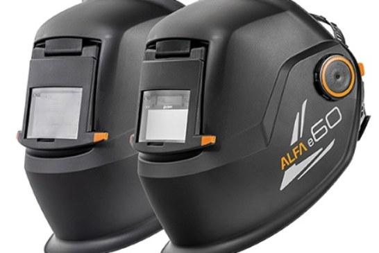I caschi di saldatura Alfa e Beta di Kemppi sono progettati per offrire protezione e comfort