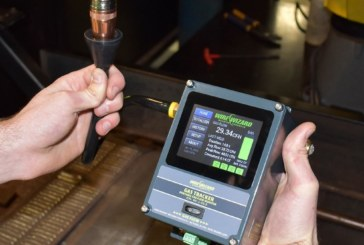 Il Gas Tracker di Wire Wizard Welding Products