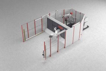 Fronius: FRW Robotic Welding Cell