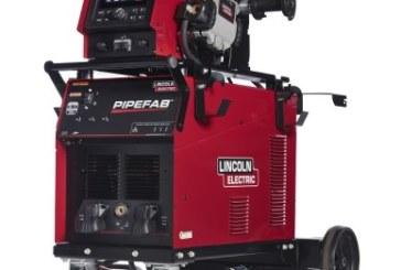 Lincoln Electric aggiorna il software PIPEFAB