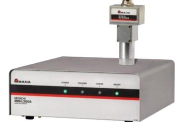 MM-L300A, un monitor ad alta risoluzione che misura il processo di saldatura laser in tempo reale