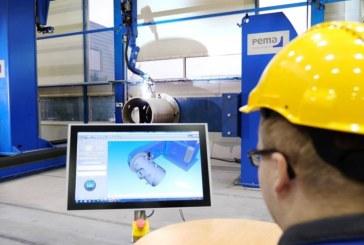 Pemamek automatizza la saldatura degli ugelli dei recipienti a pressione
