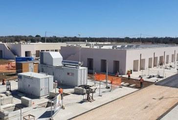 TAP al 96%: in fase di completamento la stazione di ricezione italiana