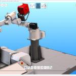 Il software K-Virtual di Kawasaki Robotics