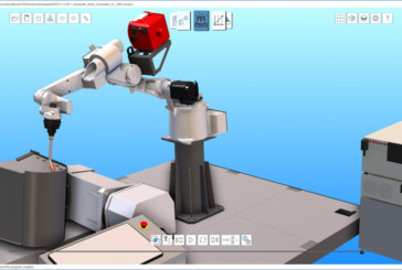 Il software K-Virtual di Kawasaki Robotics