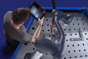 CLOOS e MPA Technology presentano Cobot Welding System