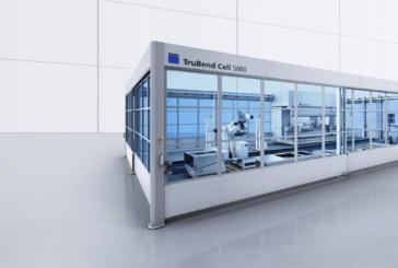 TruBend Cell 5000: la cella di piegatura universale